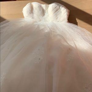 Mori Lee Wedding Dress Ballgown